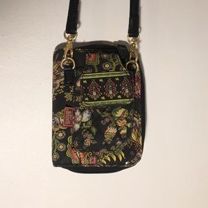 Handbags - FLORAL DESIGN PURSE/WALLET
